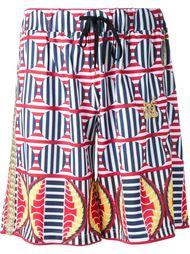 шорты с принтом DressCamp