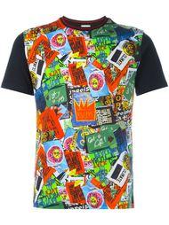 sticker print T-shirt Vivienne Westwood Man