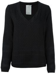блузка с V-образным вырезом Cecilie Copenhagen