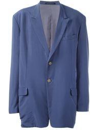 pinstriped blazer Yohji Yamamoto Vintage