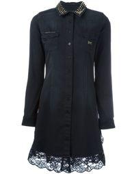 джинсовое платье 'Overexposed'  Philipp Plein
