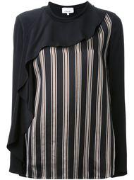 блузка в полоску 3.1 Phillip Lim