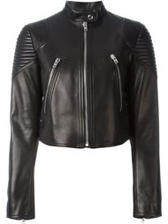 cropped biker jacket Givenchy