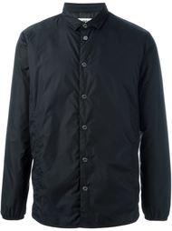 куртка-рубашка с принтом логотипа  Off-White