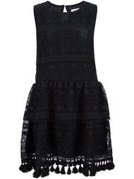 платье с бахромой  Anine Bing