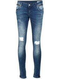 укороченные джинсы  Anine Bing