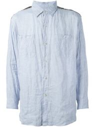 рубашка с нагрудными карманами Geoffrey B. Small