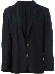 pinstriped blazer Geoffrey B. Small