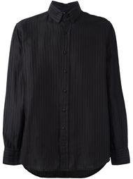 рубашка с ребристой фактурой Geoffrey B. Small