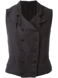 double breasted waistcoat Geoffrey B. Small