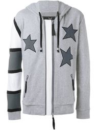 americana patched hoodie Unconditional
