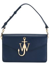 logo plaque shoulder bag  J.W. Anderson