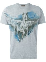 Pegasus print T-shirt Etro