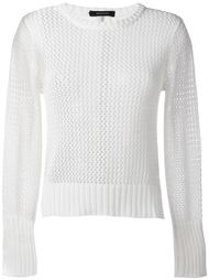 cable knit jumper Unconditional