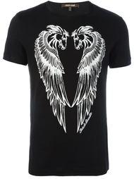 футболка 'Pegasus'  Roberto Cavalli