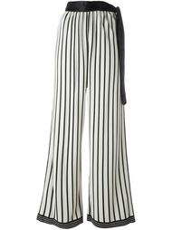striped palazzo trousers Jean Paul Gaultier Vintage