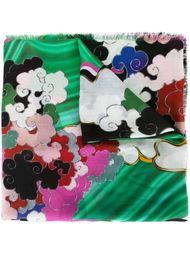 шарф с принтом 'Jewel Cloud' Mary Katrantzou