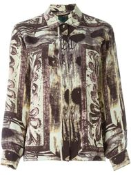 Junior Gaultier printed shirt Jean Paul Gaultier Vintage