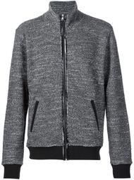 фактурная куртка на молнии Maison Margiela