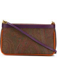 сумка на плечо с принтом пейсли  Etro