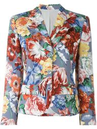 flower print jacket  Kenzo Vintage
