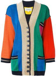 colour block cardigan Jc De Castelbajac Vintage