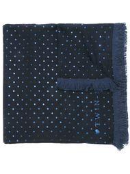 шарф в горошек Twin-Set