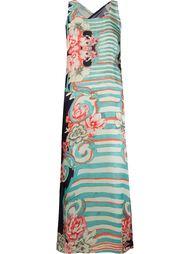 floral print long dress Brigitte