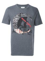 abstract print T-shirt Maison Margiela