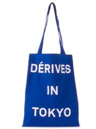 сумка 'Dérives in Tokyo' En Route