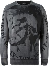 'S-Joe-GB' sweatshirt Diesel