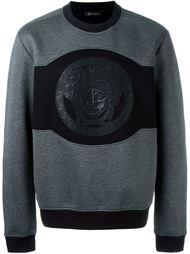 Medusa logo sweatshirt Versace