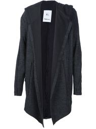 hooded cardigan Lost & Found Rooms