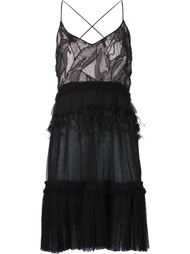 lace slip party dress Jason Wu