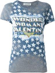 футболка 'Wonder Woman' Valentino