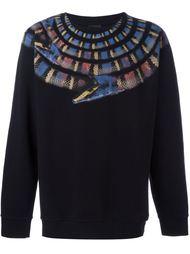 snake print sweatshirt Marcelo Burlon County Of Milan