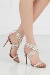 Кожаные босоножки Latin Lovel Sandal Aquazzura