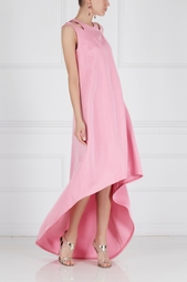 Однотонное платье Brooke Gown Zac Zac Posen