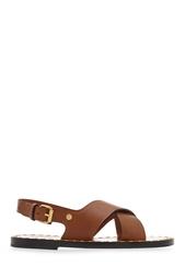 Кожаные сандалии Isabel Marant