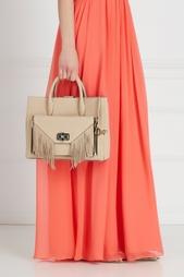 Замшевая сумка Diane von Furstenberg