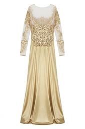 Платье с вышивкой Asian Spirit