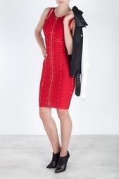 Платье из вискозы Hayden Hervé Léger