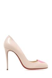 Кожаные туфли Doracora 100 Christian Louboutin