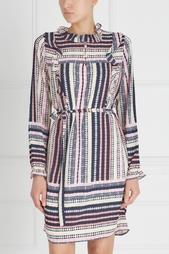 Платье с принтом BZR by Bruuns Bazaar