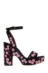 Босоножки с вышивкой Calia Blossom Tabitha Simmons