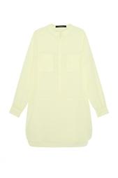 Однотонная блузка Freshblood