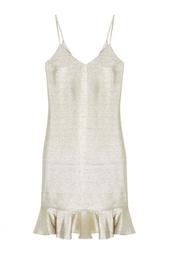 Шелковое платье Masterpeace X J. Kim