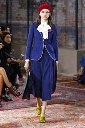 Шелковая блузка Gucci