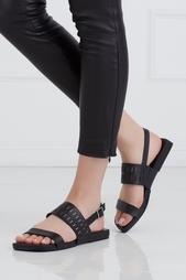 Кожаные сандалии Loop Laser Lo United Nude