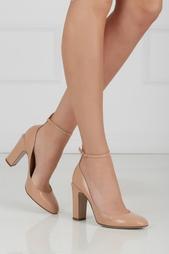 Туфли из лакированной кожи Valentino